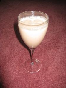 maca milk