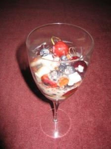 Breakfast in a Glass