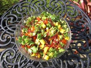 Lisa's Super Summer Salad